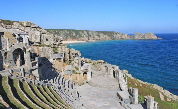 Porthcurno And The Minack Theatre