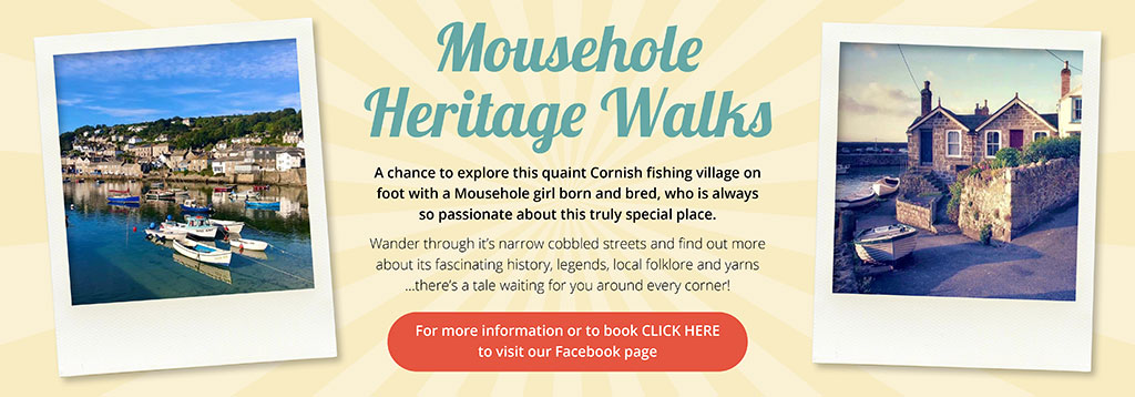 Mousehole heritage walks